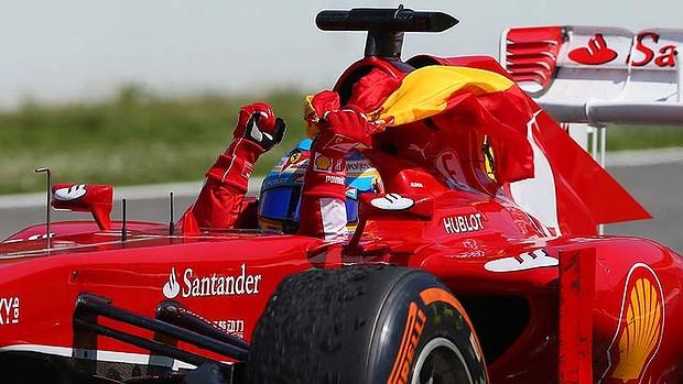 Fernando Alonso Cataluyna