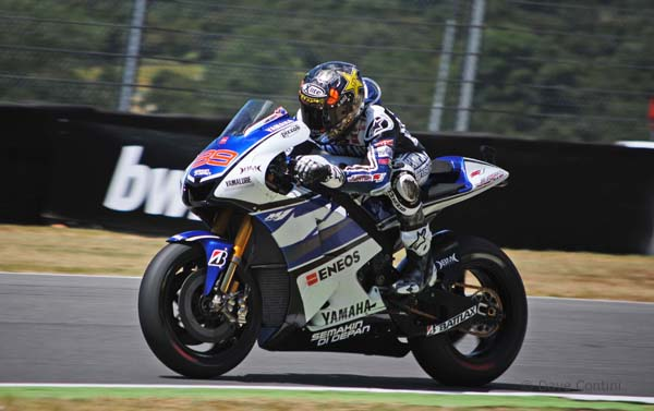 Jorge Lorenzo - Photo: Dave Contini