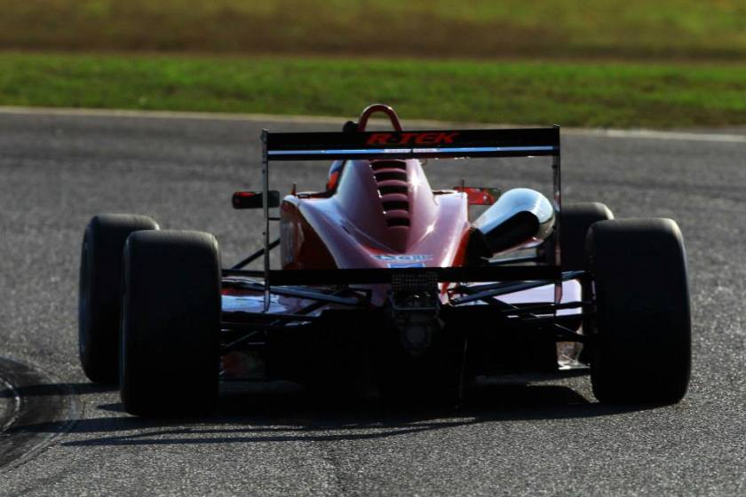 Todd Hazelwood Ready for Sydney Motorsport Park. Picture source: Dirk Klynsmith