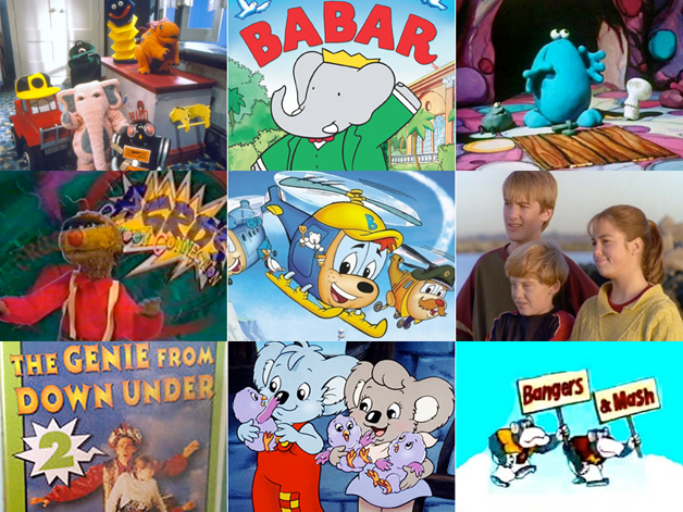 90S Aussie Kids Tv Sh — Pixlcorps